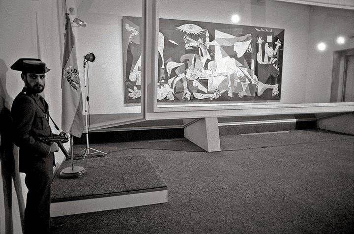 Guernica, Casón del Buen Retiro. Madrid