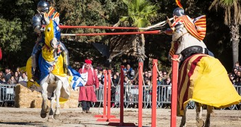 Torneos medievales, Madrid