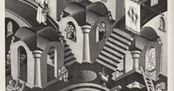 Escher en Madrid