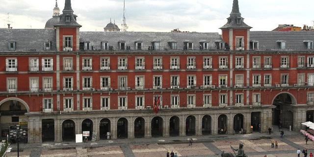 La Casa de la Carniceria, Madrid
