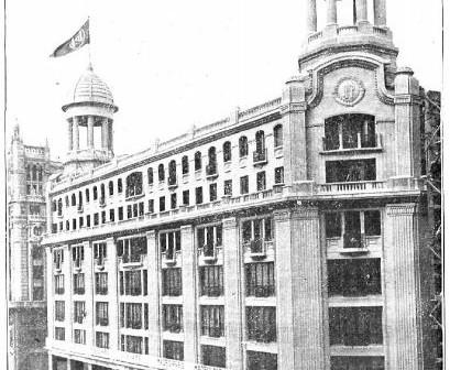 ¿Cuánto costó el edificio del actual Primark?