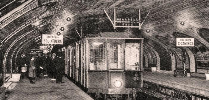 El Metro de Madrid y su medida que salvó decenas de vidas