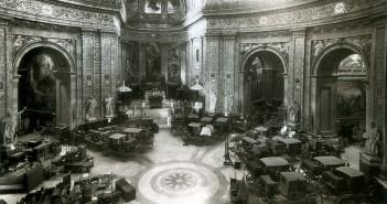 ¿Qué iglesia salvó miles de valiosos objetos en la Guerra Civil?