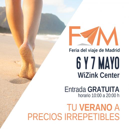 Feria del Viaje de Madrid