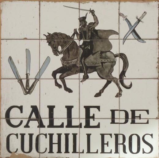 Calle de Cuchilleros, Madrid