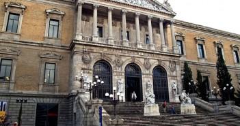 Fachada Biblioteca Nacional