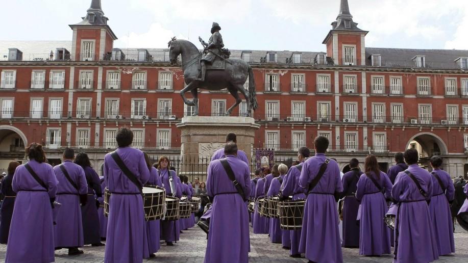 Planes para Semana Santa en Madrid