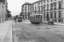Viaducto Calle Bailén, 1948. Madrid