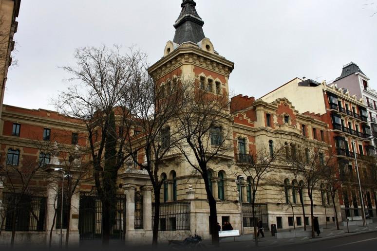 Cárcel El Saladero, Madrid
