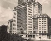 ¿Cuánto costó, en 1948, el Edificio España?