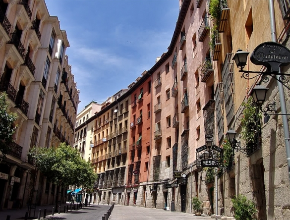 La Cava de San Miguel, Madrid