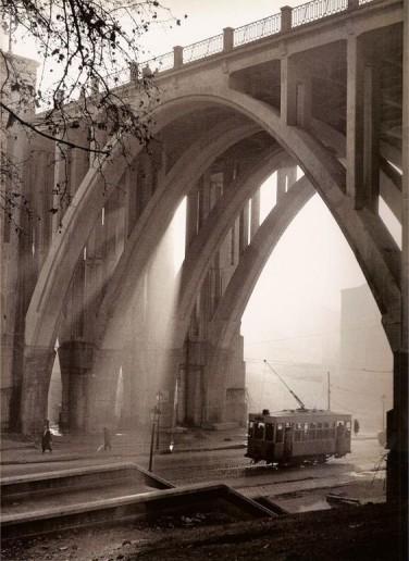 Viaducto de la Calle Bailén. Madrid
