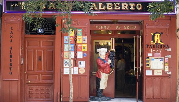 Casa Alberto, Madrid