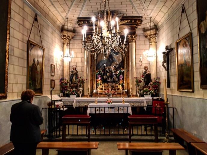 Capilla o Cuadra de San Isidro, Madrid