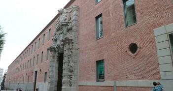 Cuartel Conde Duque, Madrid
