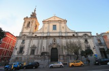 Iglesia de Montserrat, Madrid