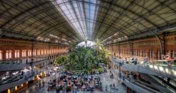 La Estación de Atocha