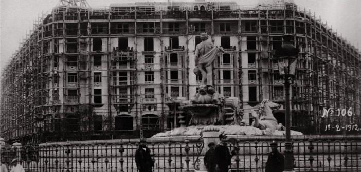 El Hotel Palace, un establecimiento de récord
