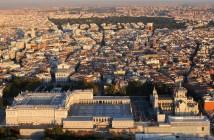 Madrid desde el cielo