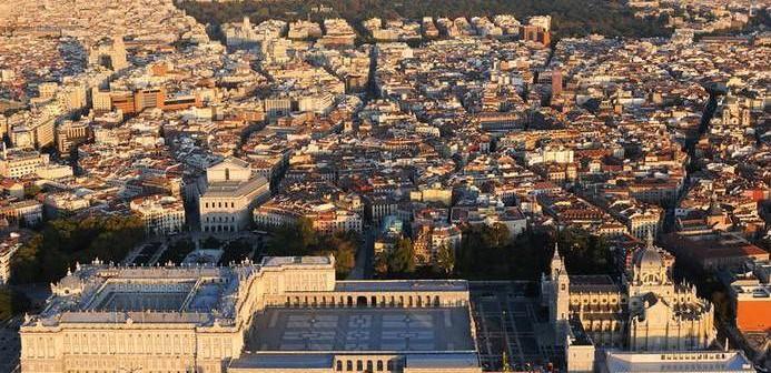 La postal de la semana: Revoloteando por Madrid