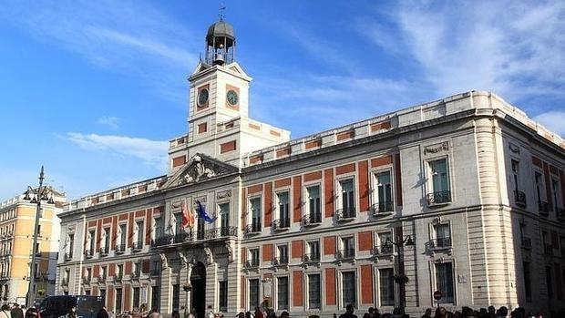 Real Casa de Correos, Madrid