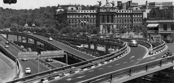 Fotos antiguas: El 'scalextric' de Atocha