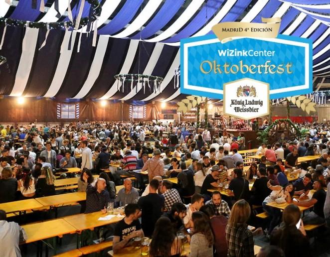 El Oktoberfest volverá a Madrid
