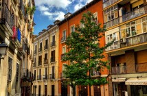 Calle del Espejo, Madrid.