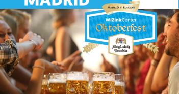 Oktoberfest en el WiZink Center de Madrid