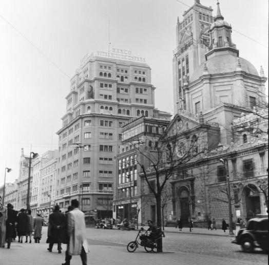 Calle de Alcalá, 1953