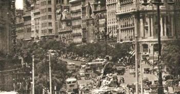 Cibeles, Madrid. 1953