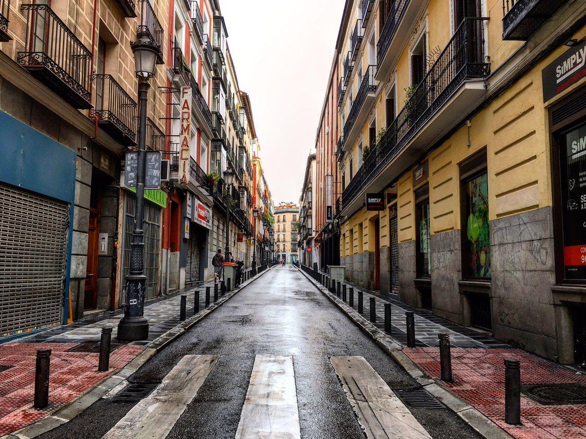 Plazas y calles secretos de madrid - H m calle orense madrid ...