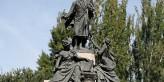 Monumento a Miguel Hidalgo en Madrid