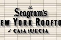 Seagram´s New York RoofTop at Casa Suecia