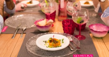 Take a Chef con Ginial, en Madrid