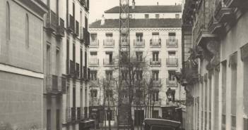 Fotos antiguas de Madrid: San Gregorio, el otro Chueca