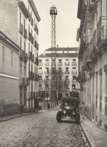 Calle San Gregorio, Madrid