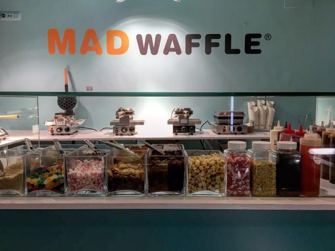 Mad Waffle, los nuevos cofres que arrasan en Madrid