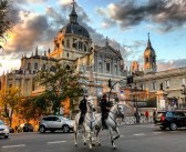 La postal de la semana: Una Catedral de la Almudena de cuadro