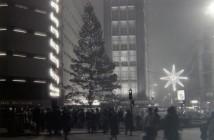 Plaza de Callao en Navidad, 1972