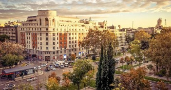 Paseo de Recoletos, Madrid