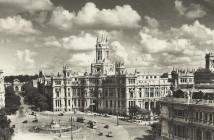 Antonio Palacios en Madrid