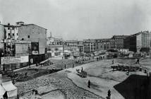 Callao en obras en los años veinte