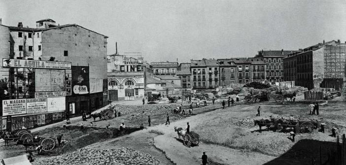 Fotos antiguas: Callao en los años veinte