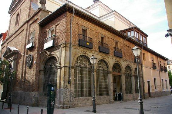 Iglesia de las Maravillas, en Malasaña
