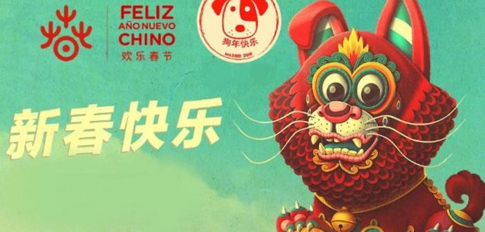 Celebra este finde en Madrid la llegada del Año Nuevo Chino