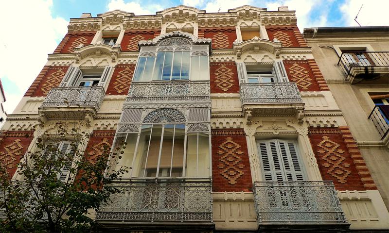 Calle del Barco, 21. Madrid
