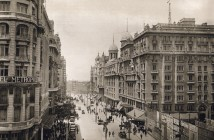 Gran Vía, 1928. Madrid