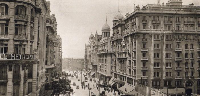 Fotos antiguas: Gran Vía (1928)