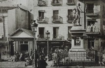 Plaza de Cascorro, 1906